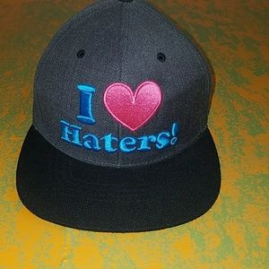 DGK Haters Snapback Hat